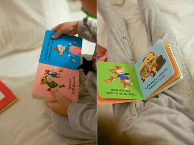 Kids: letture serali insieme a topo tip sweet as a candy