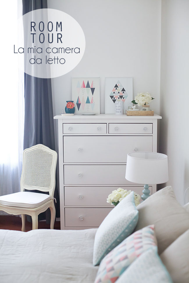 MY HOME: La camera da letto - Sweet as a Candy