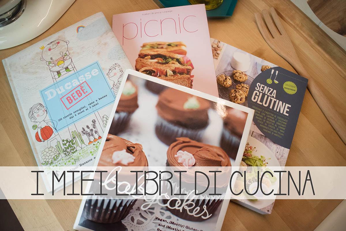 Books i miei libri di cucina sweet as a candy - Libri di cucina consigliati ...