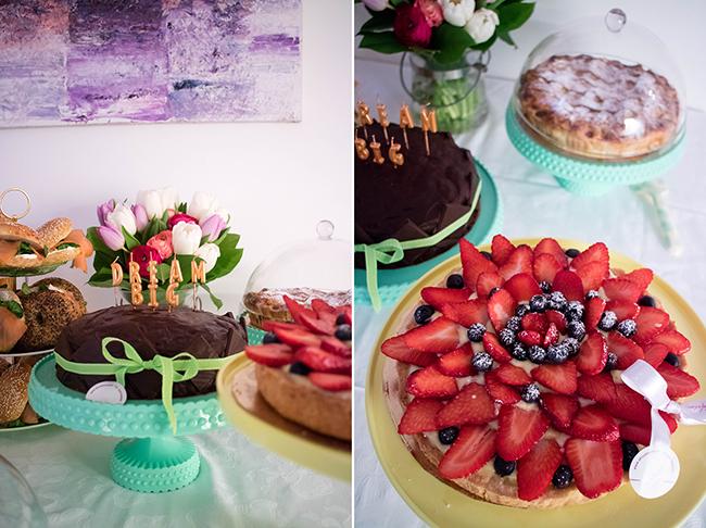 My life brunch di compleanno sweet as a candy - Come organizzare un trasloco di casa ...