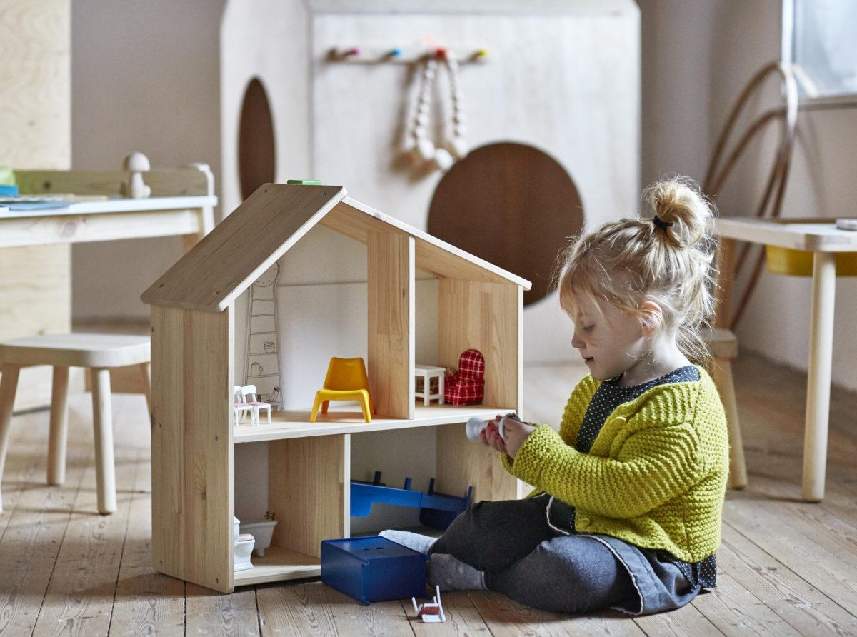 Preferenza Casa delle bambole? Un gioco che diventa oggetto di design EG68