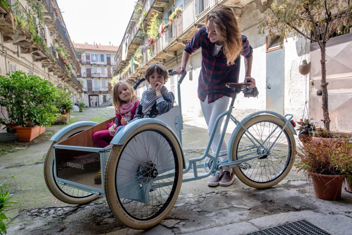 In Bici Coi Bambini Come Trasportarli In Tutta Sicurezza E Divertimento