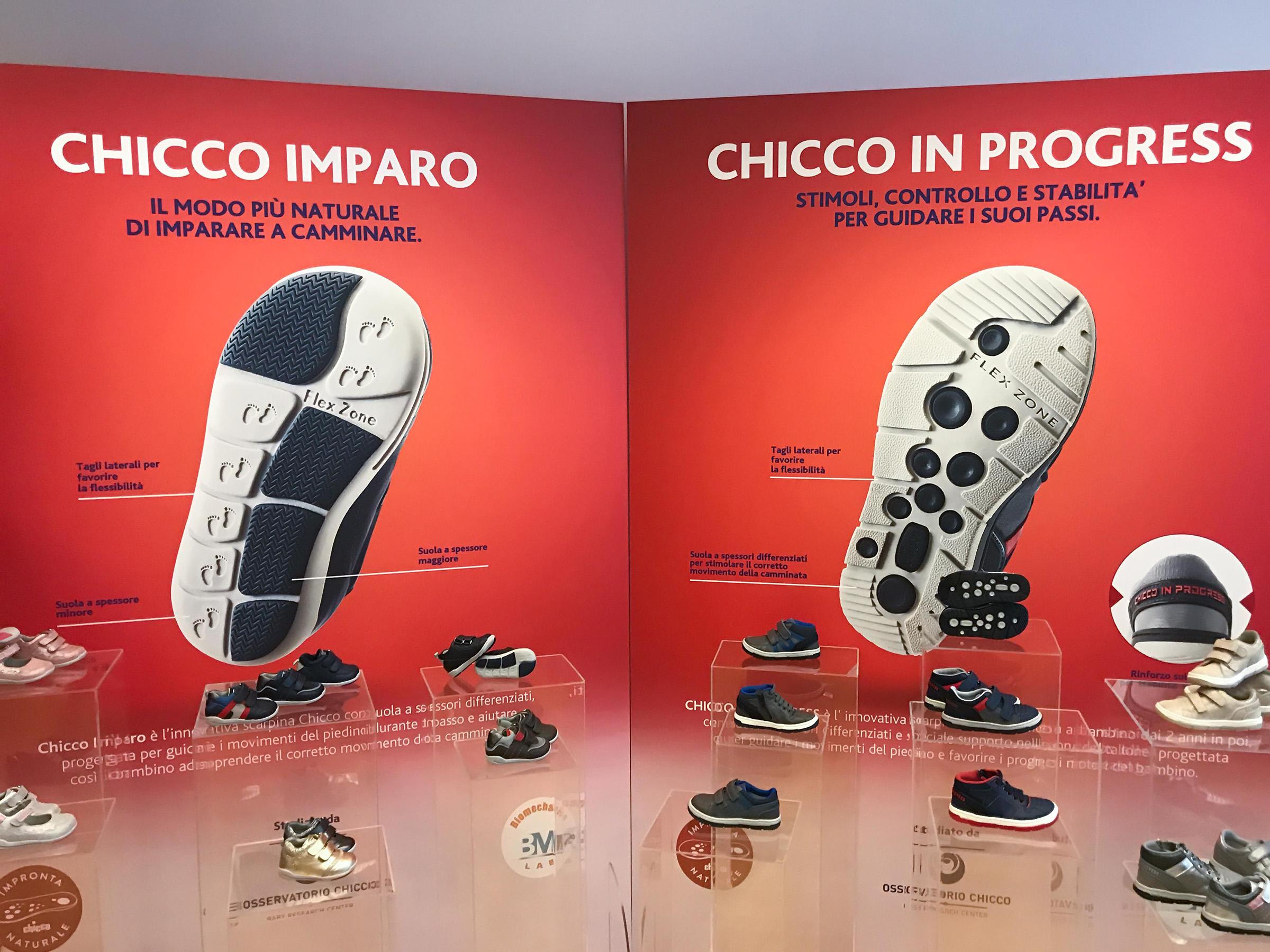 brand new d3b68 b5dc6 CHICCO IN PROGRESS   La nuova scarpa Chicco per bambini dai ...