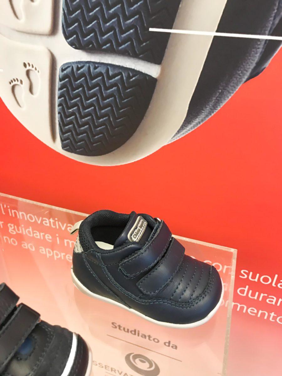 brand new f6140 abc65 CHICCO IN PROGRESS | La nuova scarpa Chicco per bambini dai ...