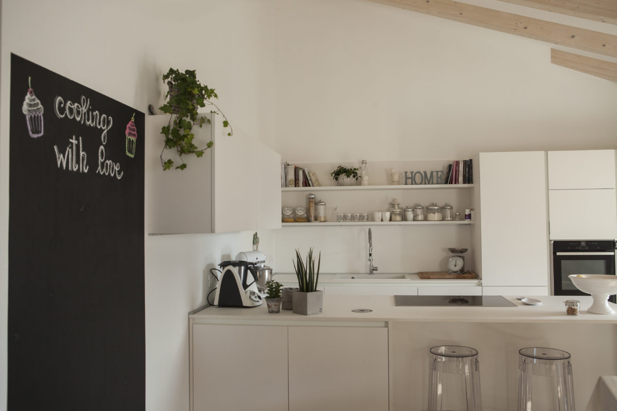 Emejing Cucina Con Arco Photos - Home Ideas - tyger.us