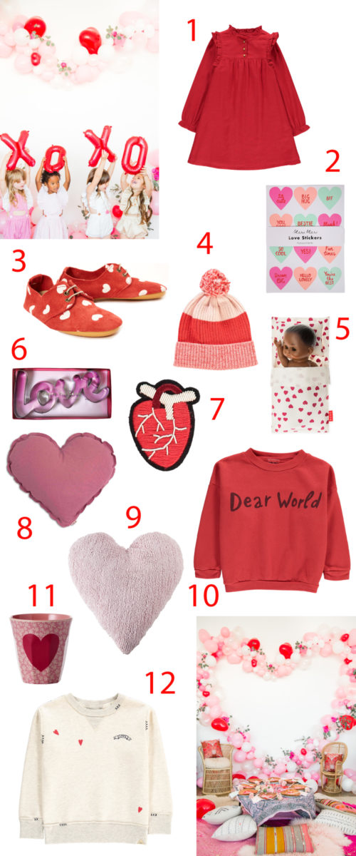 wishlist di san valentino