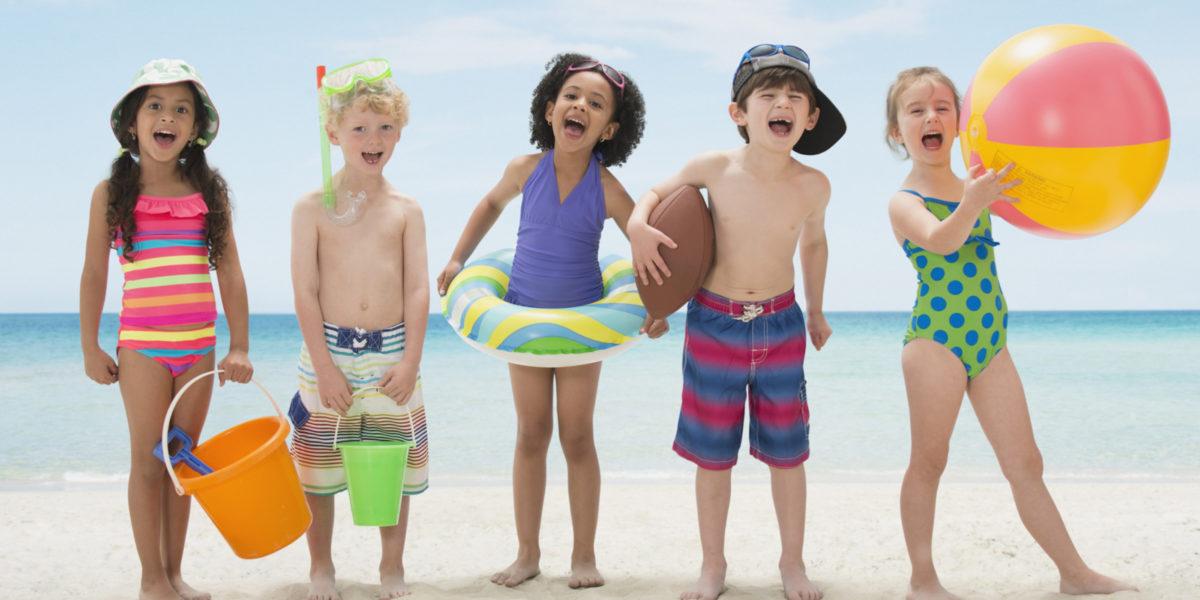 più recente e840a 5a9b5 Moda mare bambini: le nostre scelte per essere pronti a tuffarsi