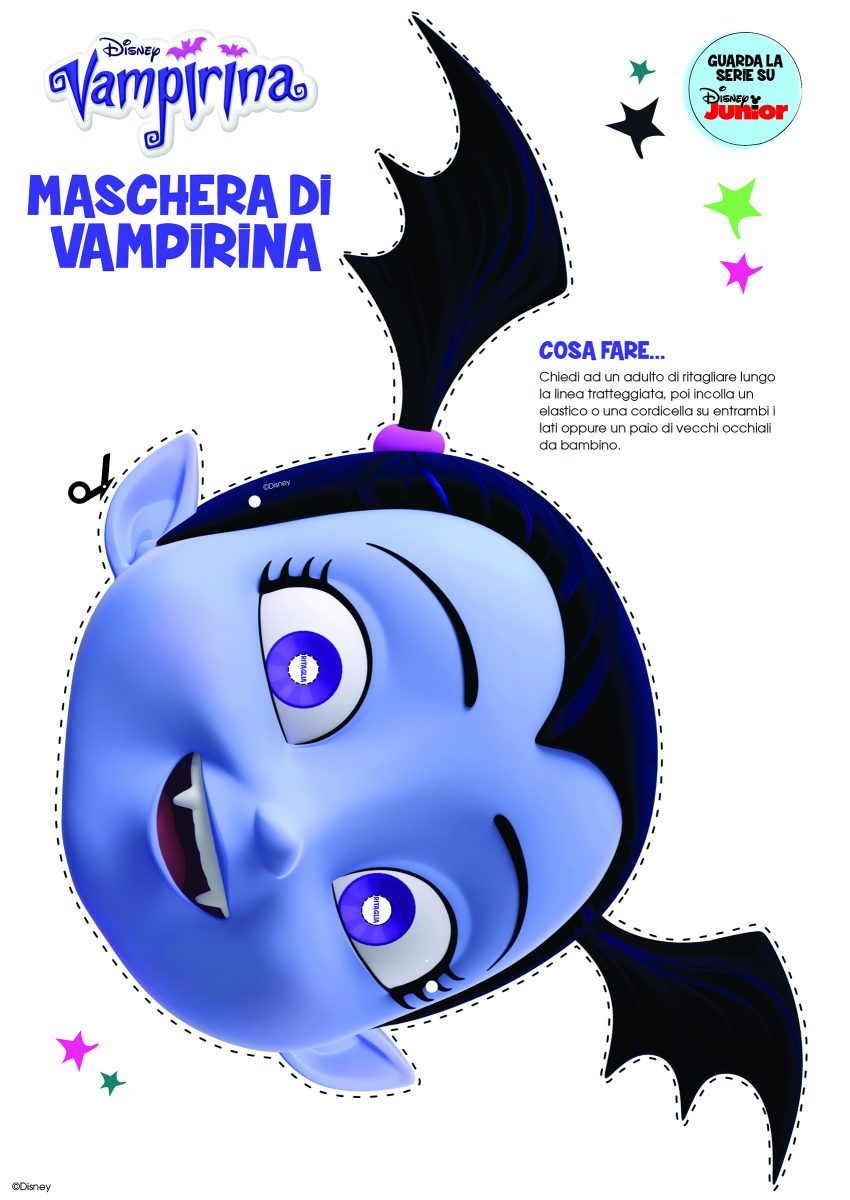 Free Download Le Schede In Pdf Di Vampirina Sweet As A Candy