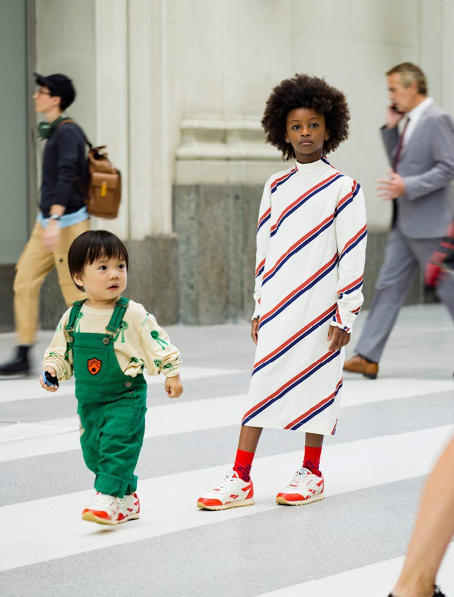 collaborazioni moda bambino